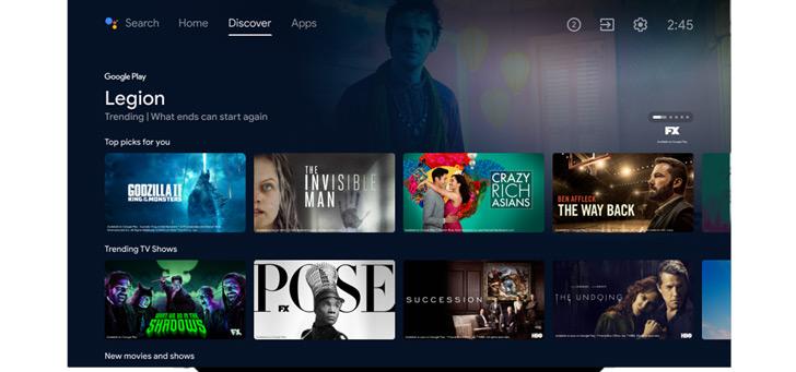 Google voorziet Android TV van nieuwe functies, die we kennen van Google TV