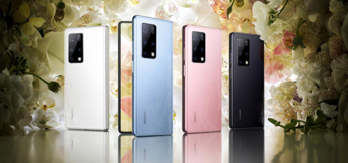Huawei Mate X2 aangekondigd: nieuwe vouwbare smartphone is peperduur