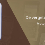 De vergeten telefoon: Motorola L6 uit 2005