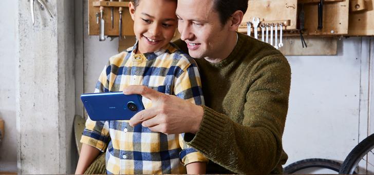 Nokia 1.4 met Android Go vanaf nu te koop voor 119 euro