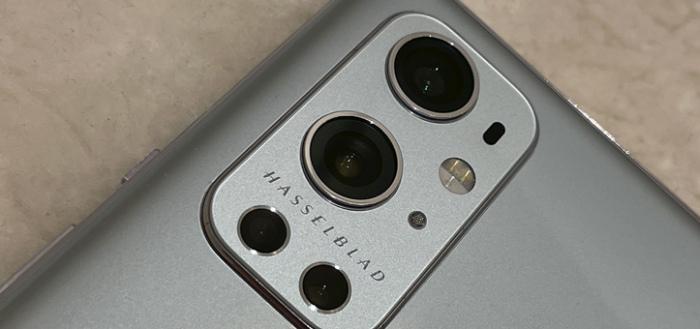 OnePlus 9 Pro in hands-on: camera-partnerschap aangegaan met Hasselblad