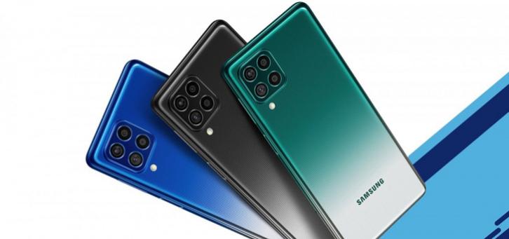 Samsung presenteert nieuwe Galaxy F62 met 7000 mAh accu