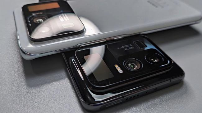 Xiaomi Mi 11 Ultra camera 1