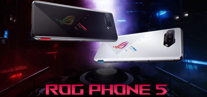 Asus kondigt ROG Phone 5 aan: smartphone met krachtige specs