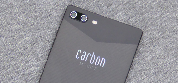 Carbon 1 MK II review: 's werelds eerste smartphone van koolstofvezel