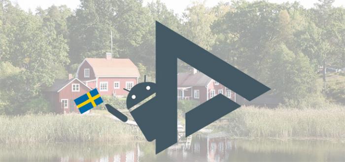 Groot nieuws: DroidApp breidt uit naar Zweden