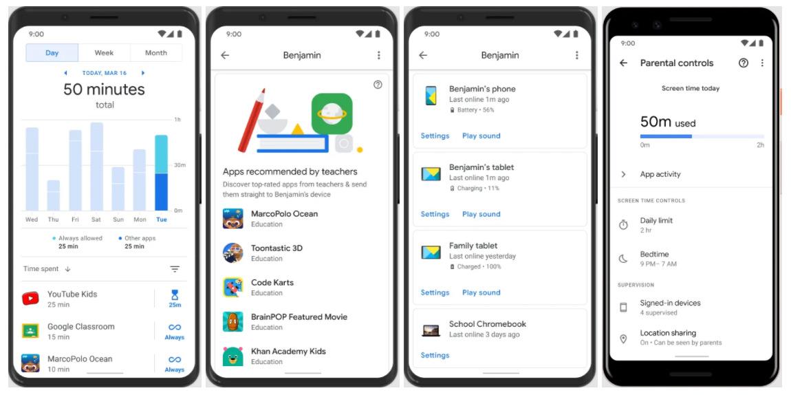 Google Family Link 2021