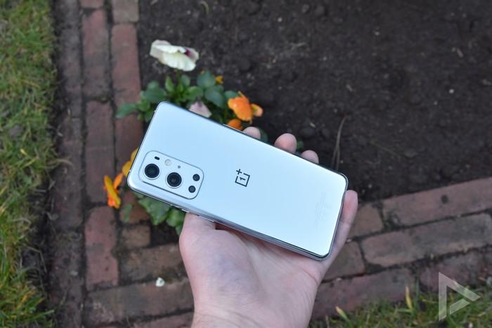 OnePlus 9 Pro test