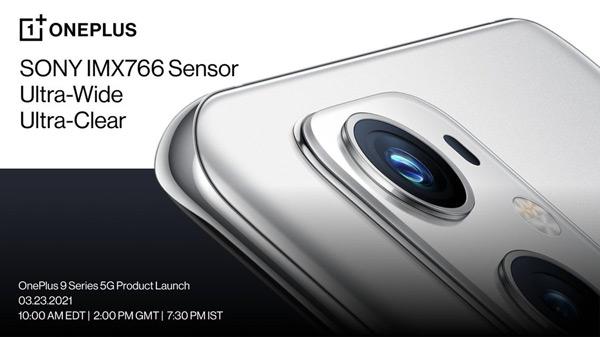OnePlus 9 camera teaser