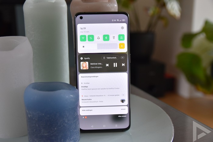 Oppo Find X3 Pro Notificaties