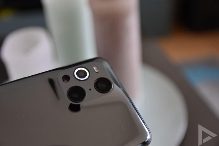 Oppo Find X3 Pro microscoopcamera