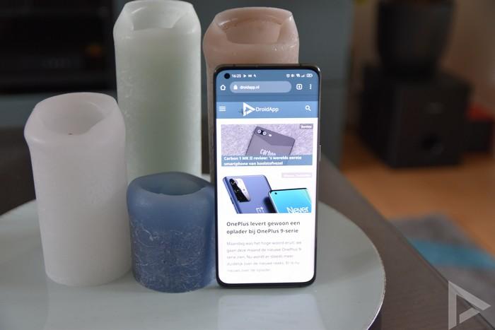 Oppo Find X3 Pro internet