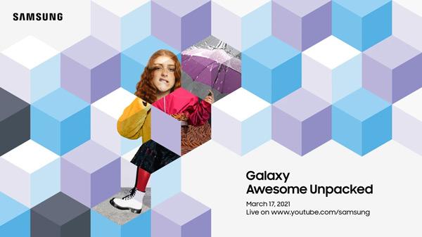 Samsung Galaxy A aankondiging 17 maart 2021