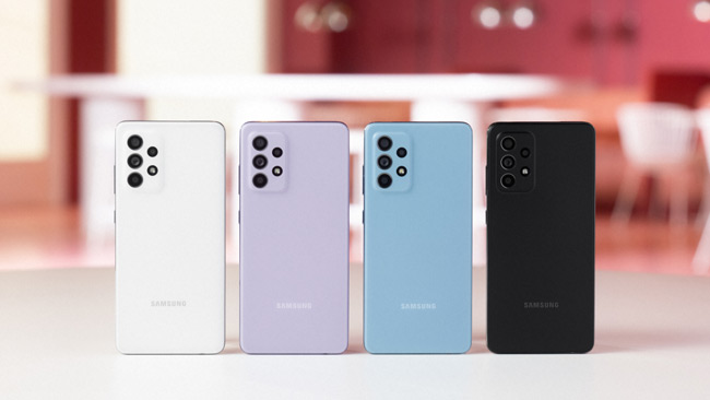 Pre-order de nieuwe Samsung Galaxy Smartphones