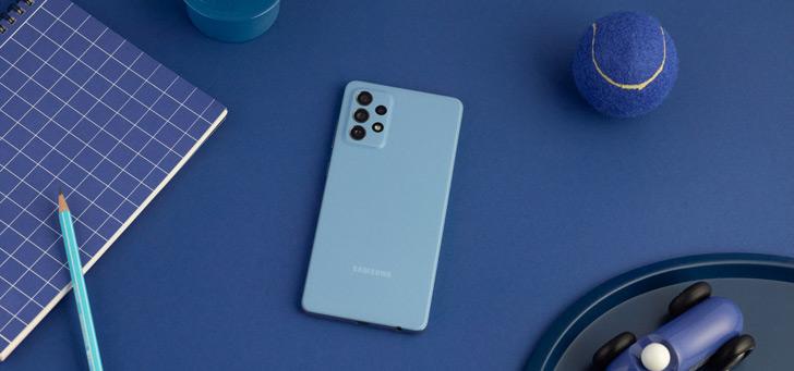 Samsung introduceert langverwachte Galaxy A52, A52 5G en A72