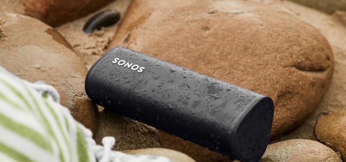 Sonos presenteert 'Roam': draagbare smart-speaker voor 179 euro