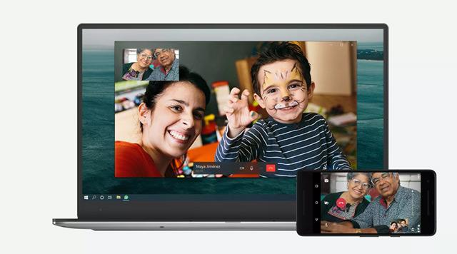 WhatsApp Desktop bellen videobellen