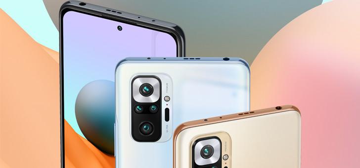 Xiaomi Redmi Note 10-serie komt naar Nederland: alle details en prijzen
