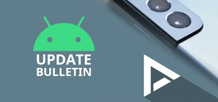 Android Update Bulletin week 14: deze toestellen kregen updates