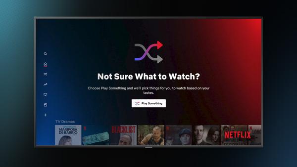 Netflix Play Something