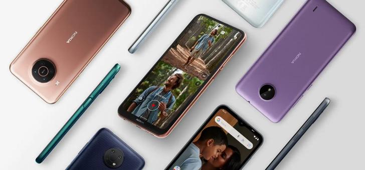Nokia G X header