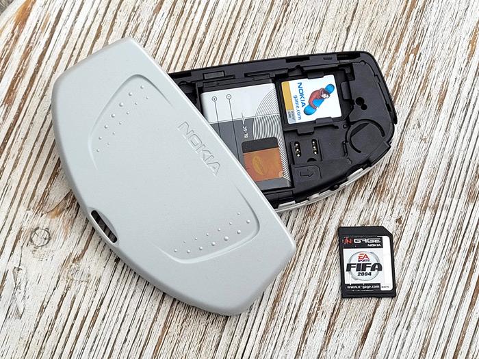 Nokia N-Gage games