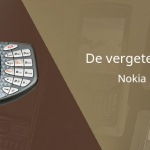 De vergeten telefoon: Nokia N-Gage