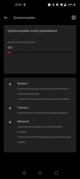 OnePlus 9 OxygenOS 11.2.3.3