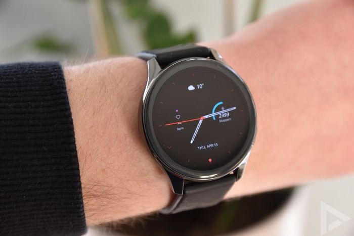 OnePlus Watch watch face