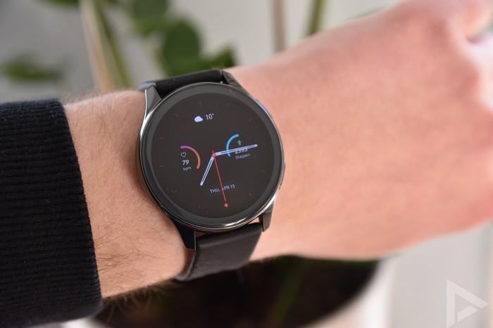 OnePlus Watch wijzerplaat