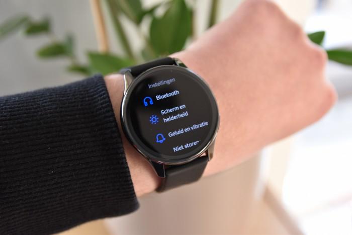 OnePlus Watch instellingen