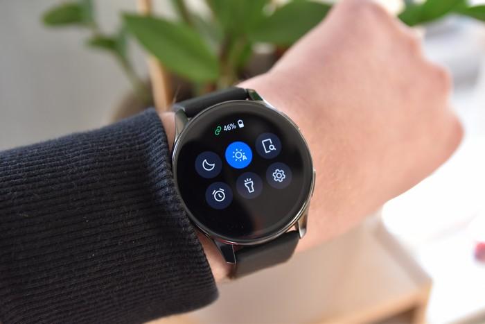 OnePlus Watch snelle instellingen