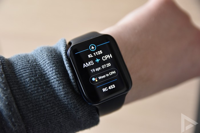 Oppo Watch Google Assistent