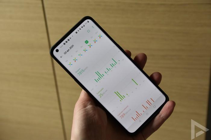 Oppo Watch HeyTap Health app