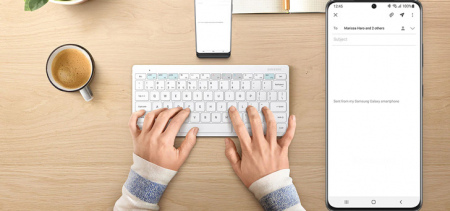 Samsung Smart Keyboard Trio 500 aangekondigd: toetsenbord voor je smartphone en tablet