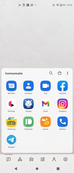 Smart Launcher 5 apps