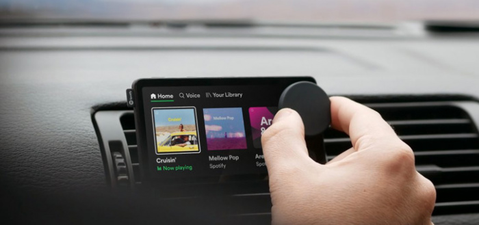 Spotify Car Thing: muziekdienst komt met gadget voor in je auto