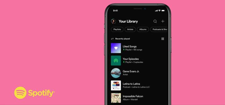 Spotify komt met nieuwe interface voor app: zo ziet het eruit