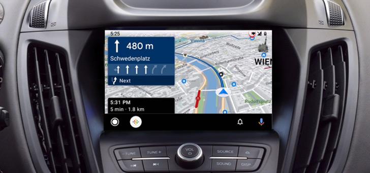 Sygic: offline navigatie-app voor Android Auto nu beschikbaar