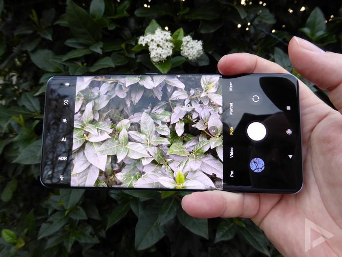 Xiaomi Mi 11 camera-app