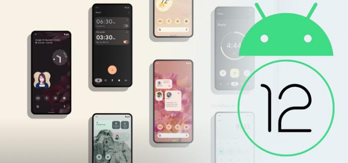 Android 12 update overzicht: welke toestellen krijgen de nieuwe versie?