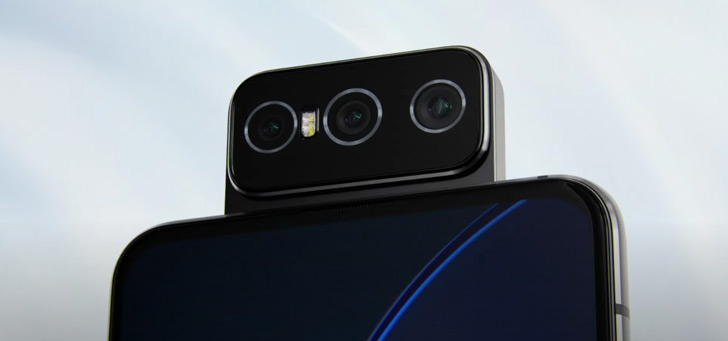 Samsung Galaxy Z Flip 3 krijgt update, net als Asus ZenFone 8 en Realme 8