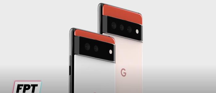 Google Pixel 6 serie renders