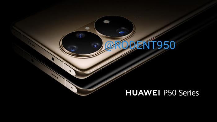 Huawei P50 serie teaser