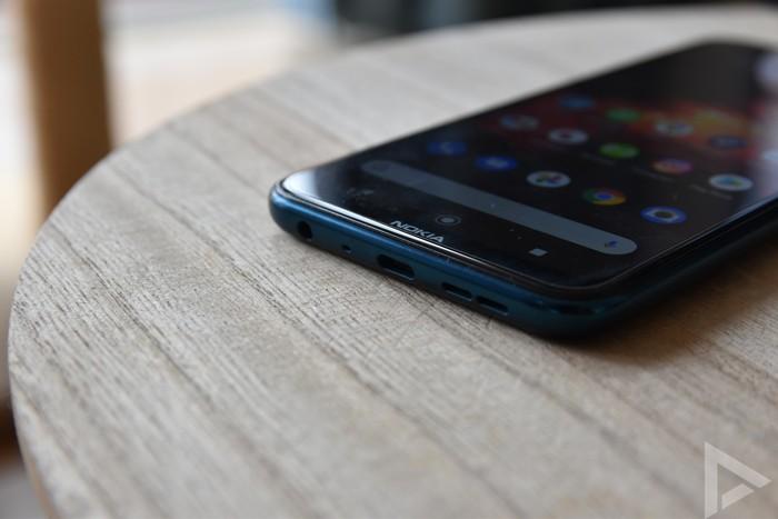 Nokia X20 USB