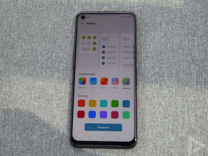 Oppo A74 ColorOS