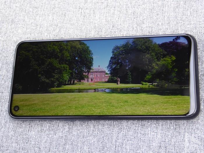 Oppo A74 beeldscherm
