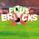 Plus Bricks app: bouw, speel en film je eigen EK voetbal