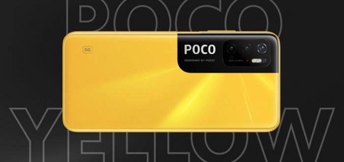 Poco M3 Pro 5G met gaaf design aangekondigd: afgekeken bij Galaxy S21?