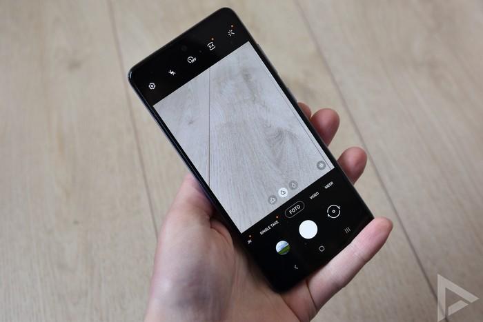 Samsung Galaxy A52 camera